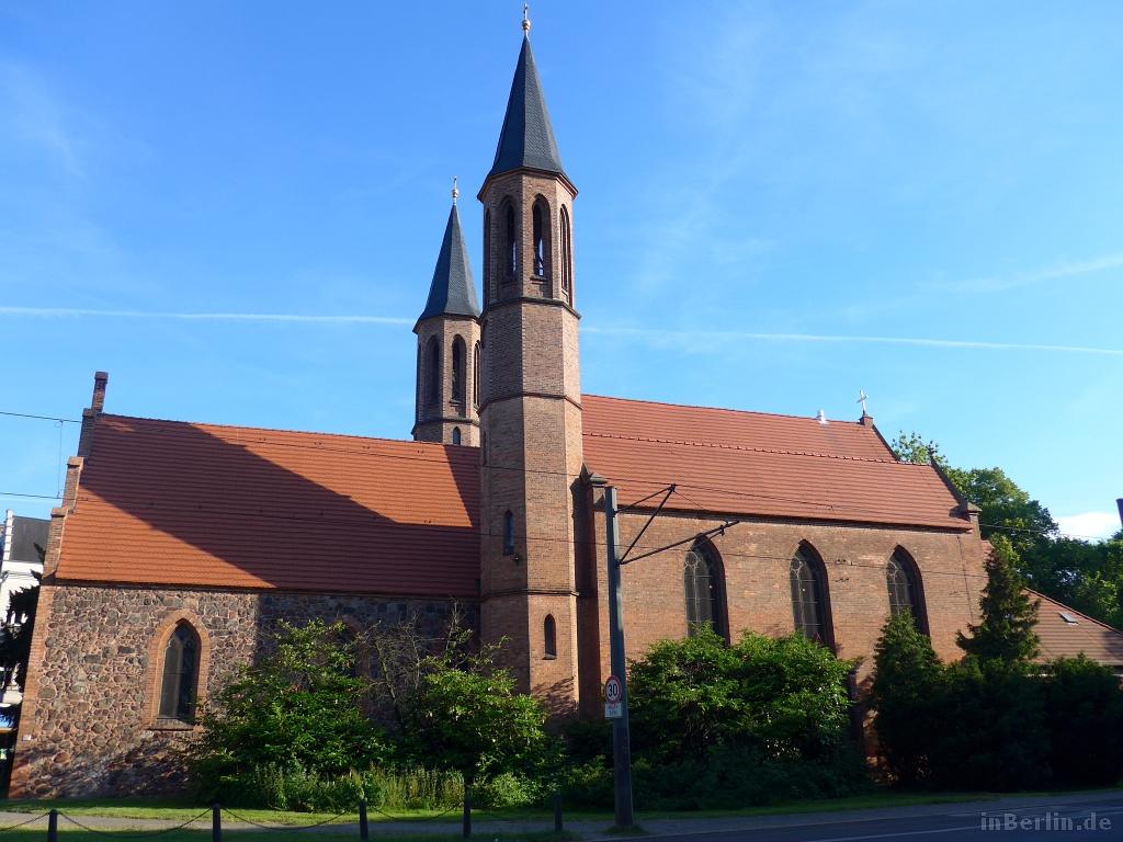 Pankow Kirche