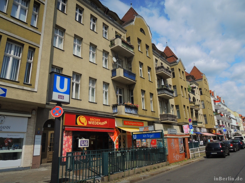 Bilder Aus Berlin Reinickendorf